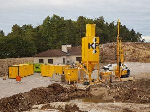 FSE 501 Förbifart, Hjulsta Södra