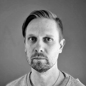 Jani Kinnunen Työpäällikkö KFS Finland